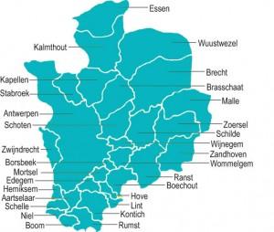 regiokaart-antwerpen
